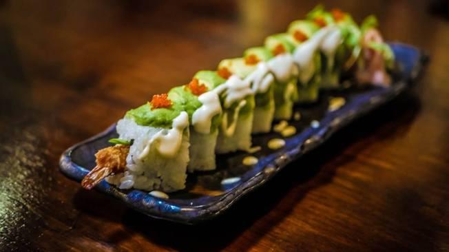Hayashi restaurant Leamington