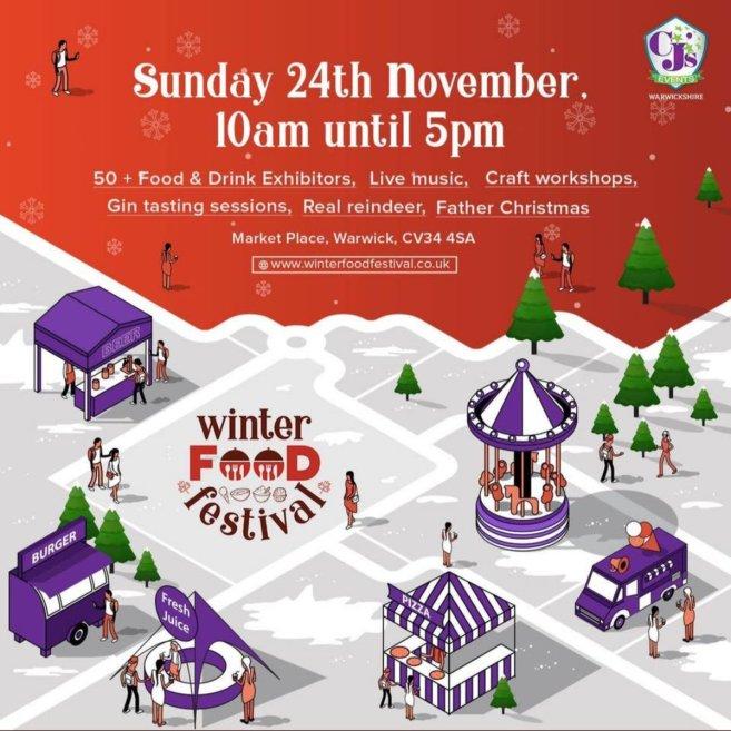 Warwick Winter Food Festival
