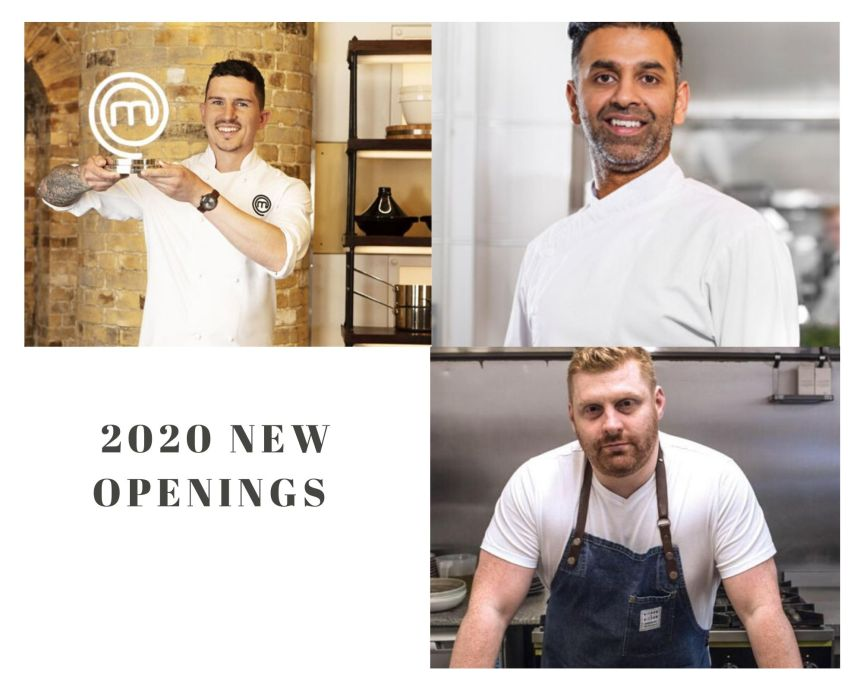 2020 NEW OPENINGS