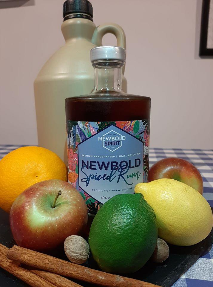 Newbold Spirit rum