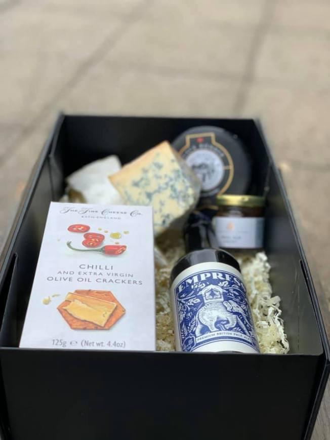 Aubrey Allen giftbox