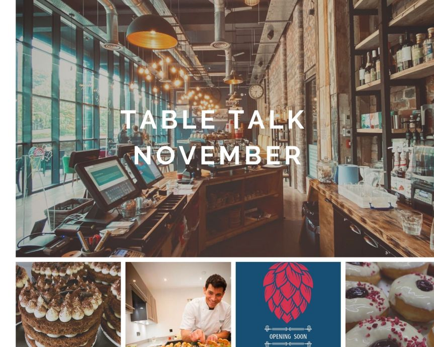 Table Talk – November